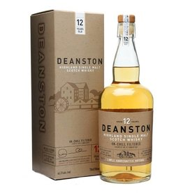 Deanston Deanston 12 Years Unchillfiltered Gift Box