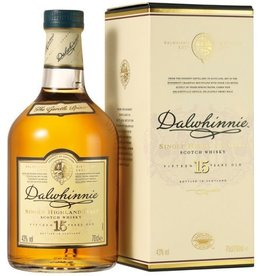 Dalwhinnie Dalwhinnie 15 Years Gift Box