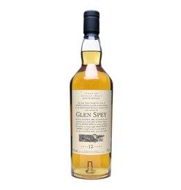 Glen Spey Glen Spey 12 Years - Flora & Fauna