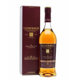 Glenmorangie Glenmorangie Lasanta Gift Box