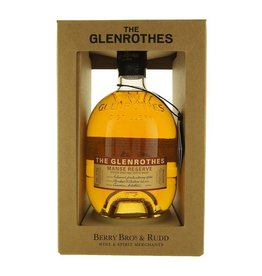 Glenrothes Glenrothes Manse Reserve Gift Box