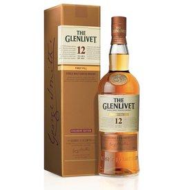 Glenlivet The Glenlivet 12 Years First Fill Gift Box