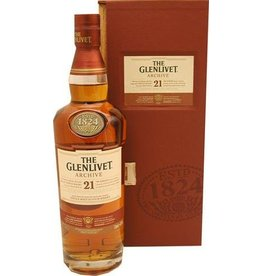 Glenlivet The Glenlivet 21 Years Archive Gift Box