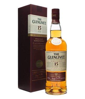 Glenlivet The Glenlivet 15 Years French Oak Gift Box