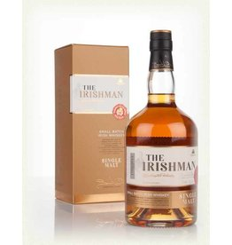 The Irishman Single Malt Gift Box