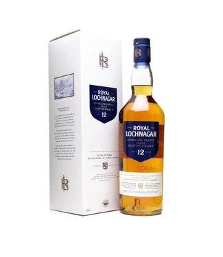 Royal Lochnagar Royal Lochnagar 12 Years Gift Box