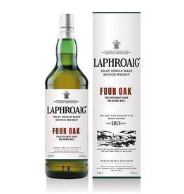 Laphroaig Laphroaig Four Oak Gift Box