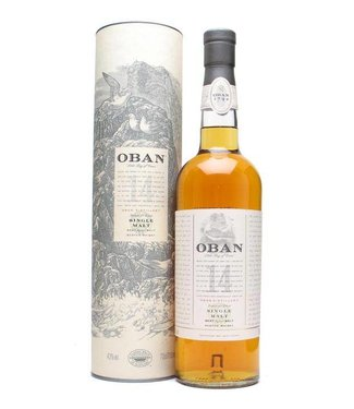 Oban Oban 14 Years Gift Box