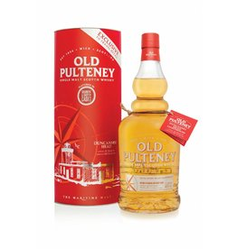 Old Pulteney Old Pulteney Dunscanby Head Gift Box