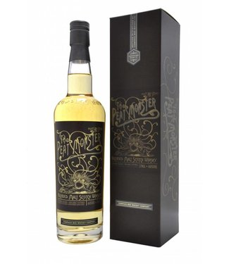 Compass Compass Box The Peat Monster Gift Box