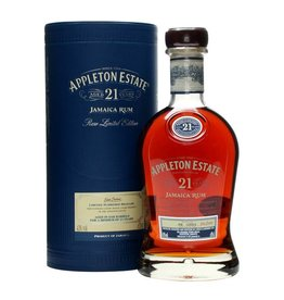 Appleton Appleton Estate 21 Years Jamaica Gift Box