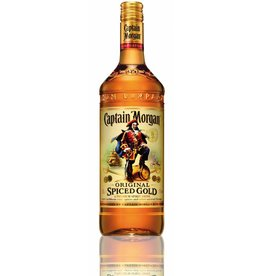 Captain Morgan Captain Morgan Spiced + Pompje