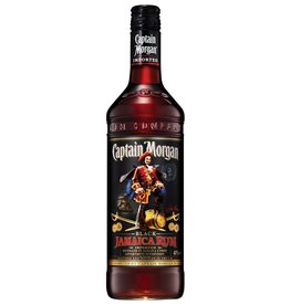 Captain Morgan Captain Morgan Black