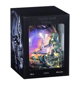 Crystal Head Crystal Head Aurora Limited Edition + Gb