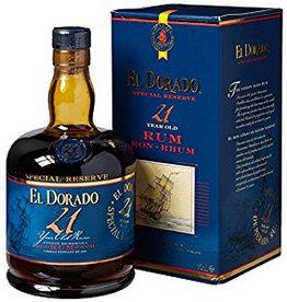 El Dorado El Dorado 21 Years Gift Box