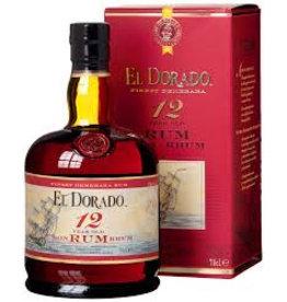 El Dorado El Dorado 12 Years Gift Box