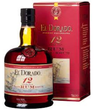 El Dorado El Dorado 12 Years Gift Box