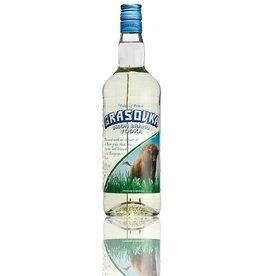 Grasovka Bison Brand Vodka