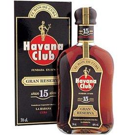 Havana Havana Club 15 Years Gran Reserva Gift Box