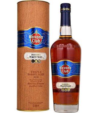 Havana Havana Club Seleccion De Maestros Gift Box