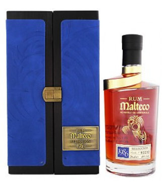 Malteco Ron Malteco Seleccion 1986 Gift Box