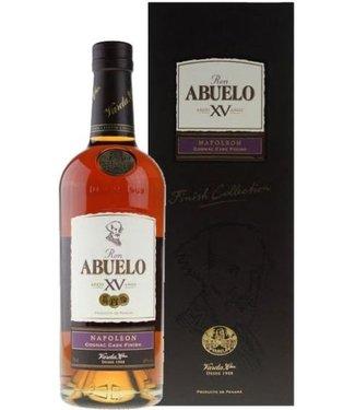 Abuelo Abuelo Xv Napoleon Cognac Finish Gift Box