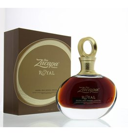 Zacapa Royal (Solera Gran Reserva Especial) Gift Box