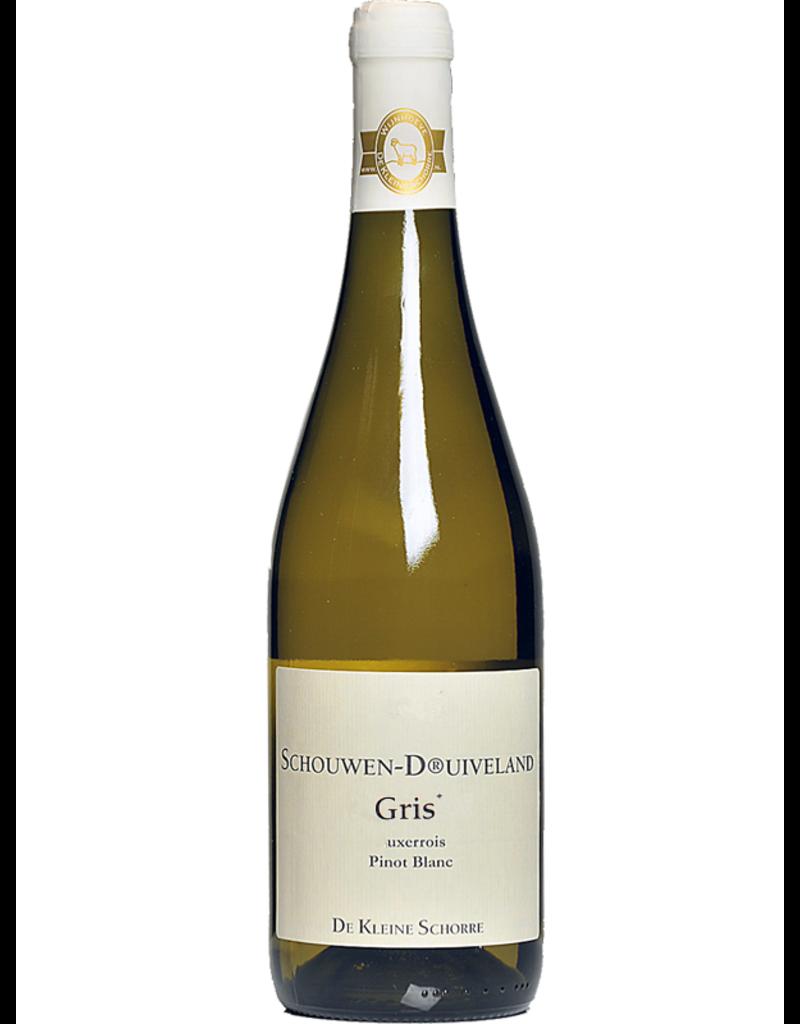 2017 Schouwen d®ruivenland Gris Pinot