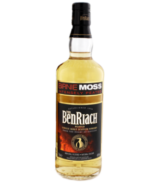 BenRiach Birnie Moss Malt Whisky 700ml Gift box