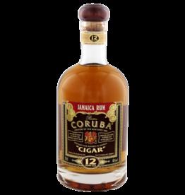Coruba Rum Coruba Cigar 12 Years Old - Jamaica