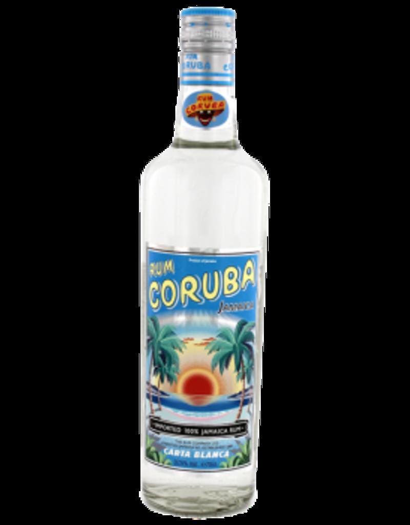 Coruba 700 ml Rum Coruba Carta Blanca - Jamaica