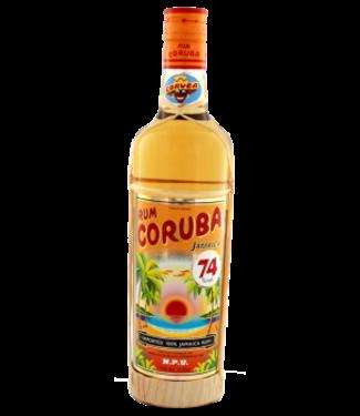 Coruba Rum Coruba 74% - Jamaica
