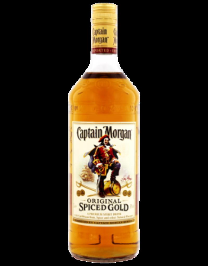Captain Morgan Captain Morgan Original Spiced Gold 1,0L 35,0% Alcohol