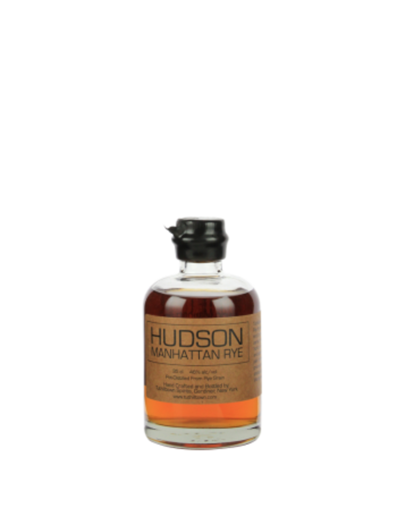 Hudson Hudson Manhattan Rye 350ml 46,0% Alcohol