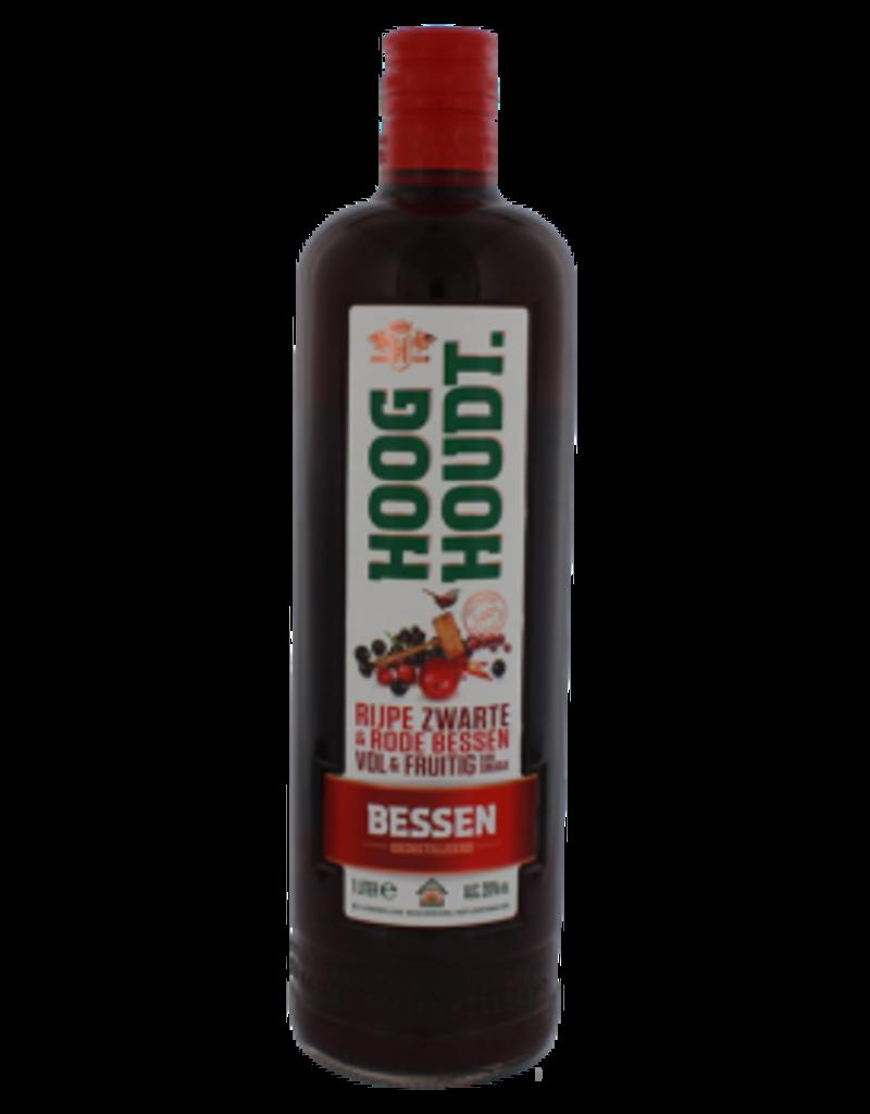 Hooghoudt Hooghoudt Bessen 1000ml 20,0% Alcohol