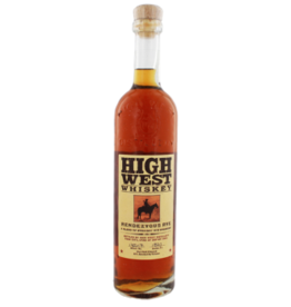 High West High West Distillery Rendezvous Rye 700ML