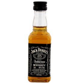 Jack Daniels Jack Daniels Black Miniatures 50 ml-PET-
