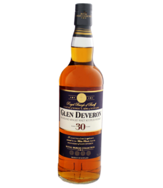 Glen Deveron Glen Deveron 30YO Malt Whisky 700ml Gift Box