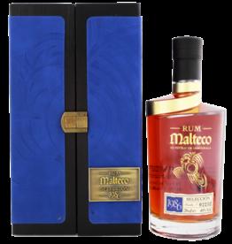 Malteco Malteco Selección 1986 0,7L Wooden Box