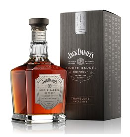Jack Daniels Jack Daniels Single Barrel 100 Proof Gift Box