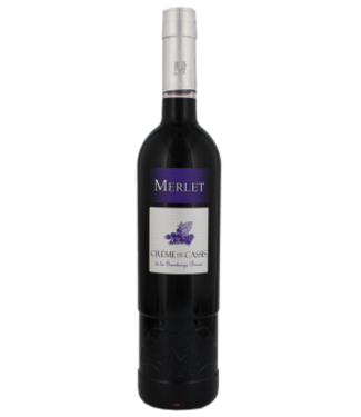 Merlet Merlet Creme de Cassis 0,7L 20%