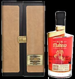 Malteco Seleccion 1980 0,7L 40% Wooden Box