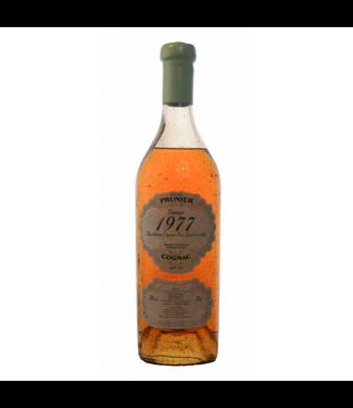 Prunier 1977 Prunier Cognac Borderies