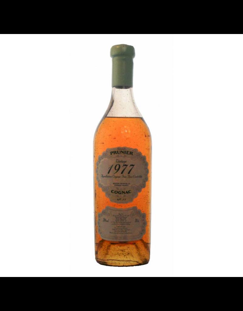 Prunier 1977 Prunier Cognac Borderies 51.5%