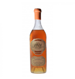 Prunier 1978 Prunier Cognac Borderies
