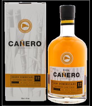 Canero Canero Essential 12YO Sauternes Cask Finish 0,7L -GB-