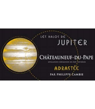 Philippe Cambie 2010 Philippe Cambie Les Halos de Jupiter Chateauneuf-du-Pape Cuvee Adrastee