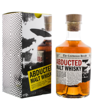 Abducted Abducted Malt Whisky 0,7L -GB-