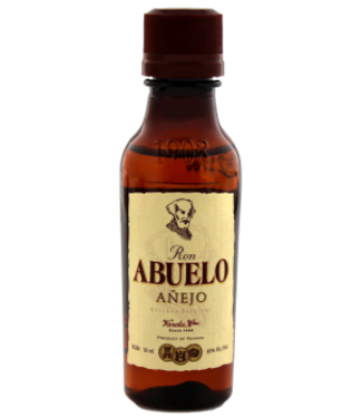 Abuelo Abuelo Anejo Miniatures 0,05L PET