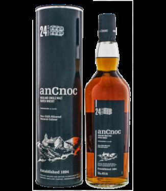 An Cnoc An Cnoc 24YO Non Chill Filtered Malt Whisky 0,7L -GB-
